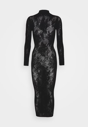 THE FABULOUS BOXED COVERED DRESS - Negligé - black