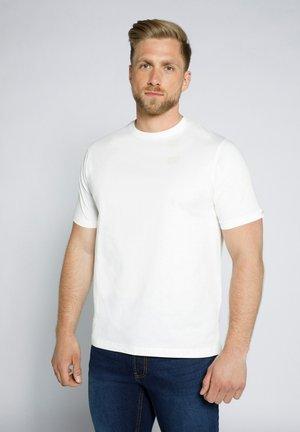 MIT LOGO  - T-shirt basic - schneeweiß