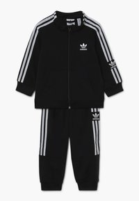 adidas Originals - LOCK UP - Tracksuit - black/white - 0