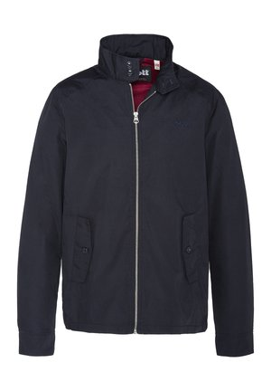 CASUAL - Summer jacket - bleu marine