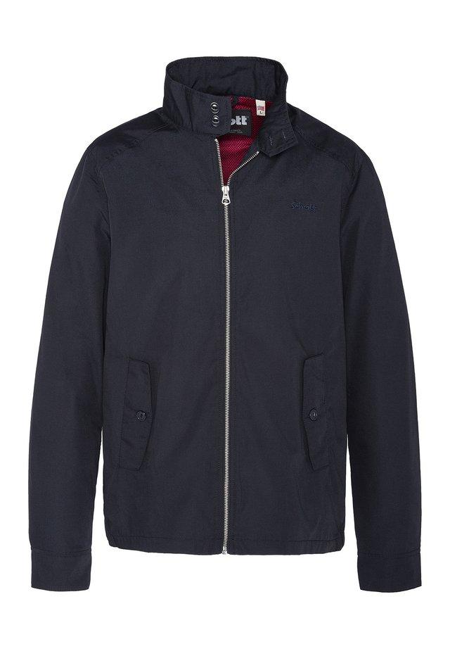 CASUAL - Summer jacket - bleu marine