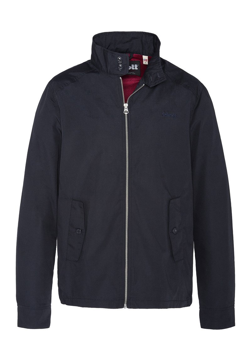 Schott - CASUAL - Summer jacket - bleu marine