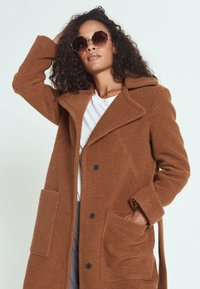 Jascha Stockholm - ESTHER - Classic coat - rust - 3