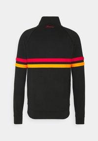 Ellesse - RIMINI TRACK  - Training jacket - black - 7
