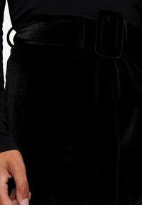 Fashion Union Petite - CANDY SKIRT - Minisukně - black - 4