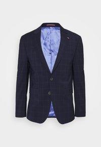 Tommy Hilfiger Tailored - FLEX CHECK SLIM FIT SUIT - Costume - blue - 1