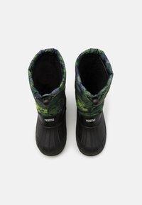 Reima - NEFAR UNISEX - Winter boots - dark green - 3