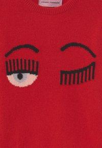 CHIARA FERRAGNI - KIDS FLIRTING - Pullover - red - 2