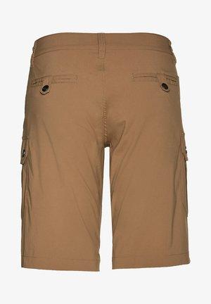 STAN - Sports shorts - tobaco