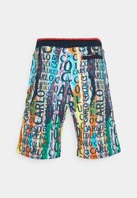 Carlo Colucci - Shorts - white/multi coloured - 1