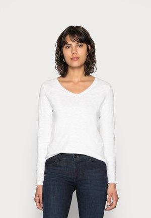SONOMA - Langærmede T-shirts - blanc