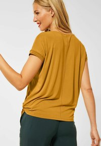 Street One - Print T-shirt - gelb - 1