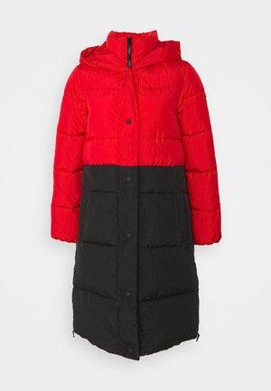 FESALIA - Winter coat - open pink