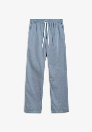 Pyjama bottoms - dunkelblau