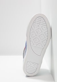 Converse - PRO BLAZE STRAP - Baskets montantes - wolf grey/blue/enamel red - 5