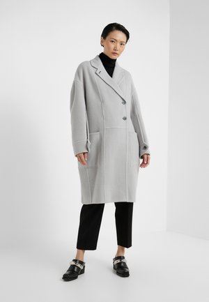 LONG OVERSIZED COAT - Manteau classique - light grey