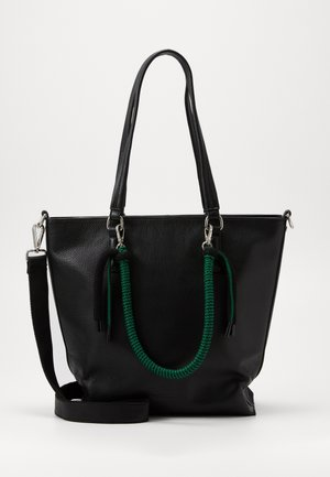 HUMBLE - Shopping bag - black
