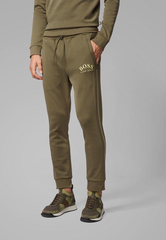 HADIKO - Pantalon de survêtement - dark green