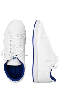 le coq sportif - MATCHPOINT - TRAINERS - Trainers - optical white/cobalt - 1