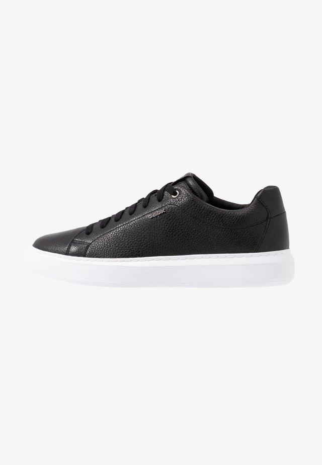 DEIVEN - Sneakers basse - black