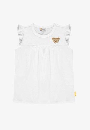HELLO SUMMER FUN - Print T-shirt - bright white