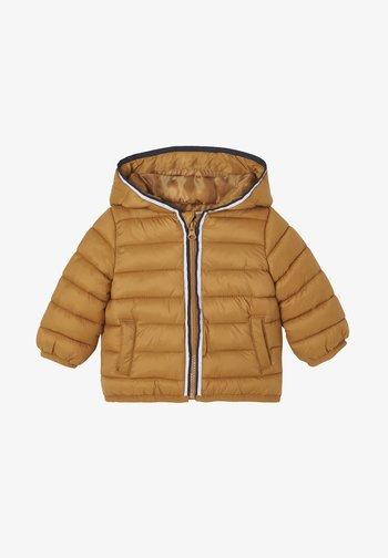 JUNGEN  - Winter jacket - karamell