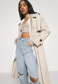 Abrand Jeans - Jeans straight leg - light blue denim - 3