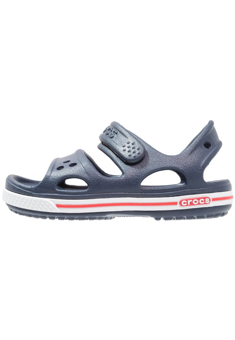 Crocs - Badesandaler - navy/white