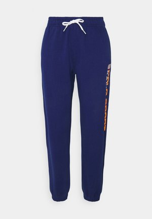 ANKLE PANT - Tracksuit bottoms - fall royal