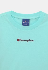 Champion Rochester - STREET CULTURE CREWNECK UNISEX - Print T-shirt - light blue - 2