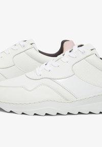 Bianco - CHUNKY VEGANE - Trainers - white - 5