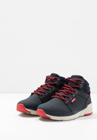 Levi's® - NEW ASPEN MID - High-top trainers - navy - 3