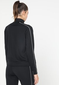 Nike Performance - WARM UP JACKET - Sportovní bunda - black/white - 2