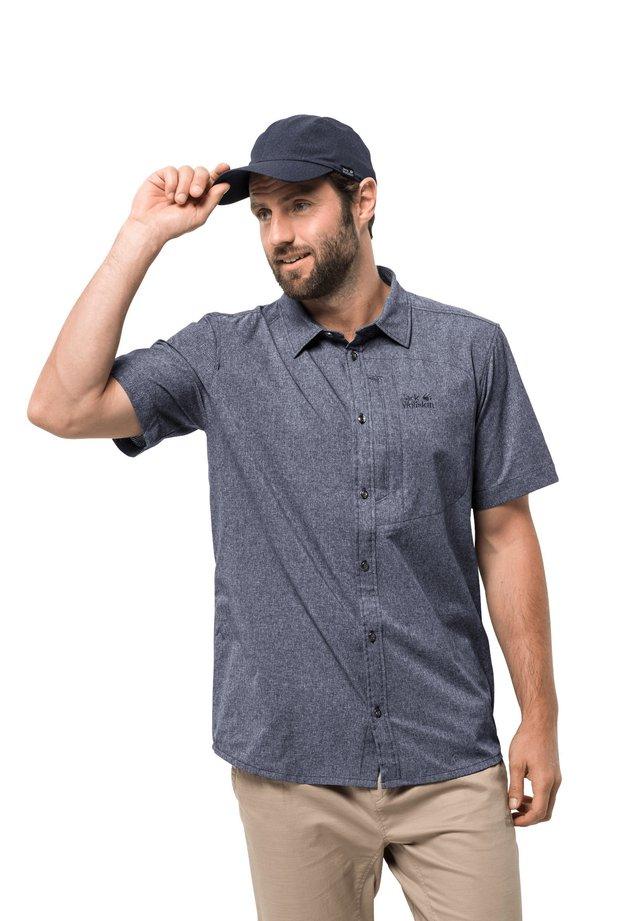 Shirt - pebble grey