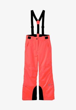 CELIA UNISEX - Zimní kalhoty - orange