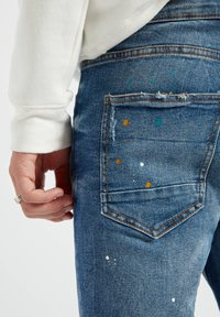PULL&BEAR - Slim fit jeans - stone blue denim - 4