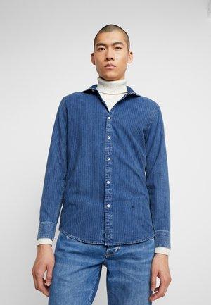 DEXTER - Shirt - indigo