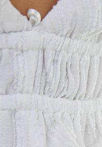 Bershka - Top - white - 4