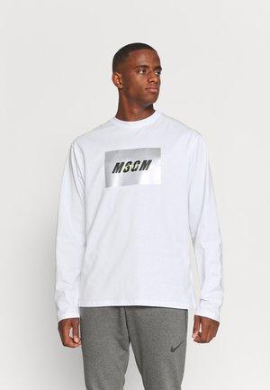 T-shirt à manches longues - optical white
