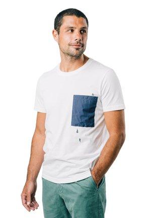 NINJA - T-shirts print - white