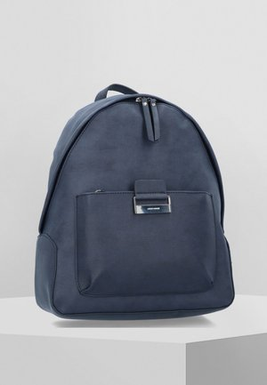 BE DIFFERENT CITY - Rucksack - dark blue