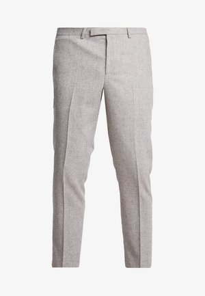 MOONLIGHT TROUSER - Trousers - taupe