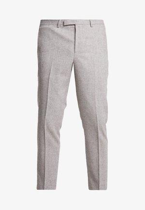 MOONLIGHT TROUSER - Pantaloni - taupe