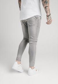 SIKSILK - SKINNY  - Jeans Skinny Fit - washed grey - 2