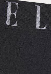 ELLE - SEAMFREE SHORT - Pants - black - 6