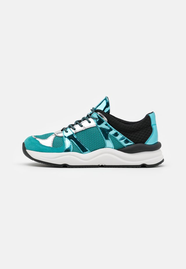 TOPAZIO - Sneakers laag - turquoise