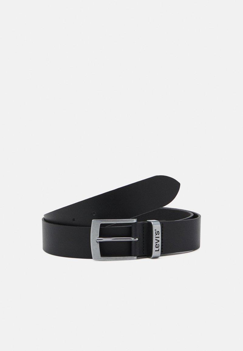 Levi's® - HEBRON BELT UNISEX - Belt - regular black