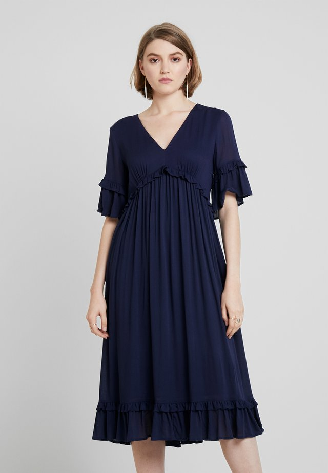 ELIOT - Day dress - navy