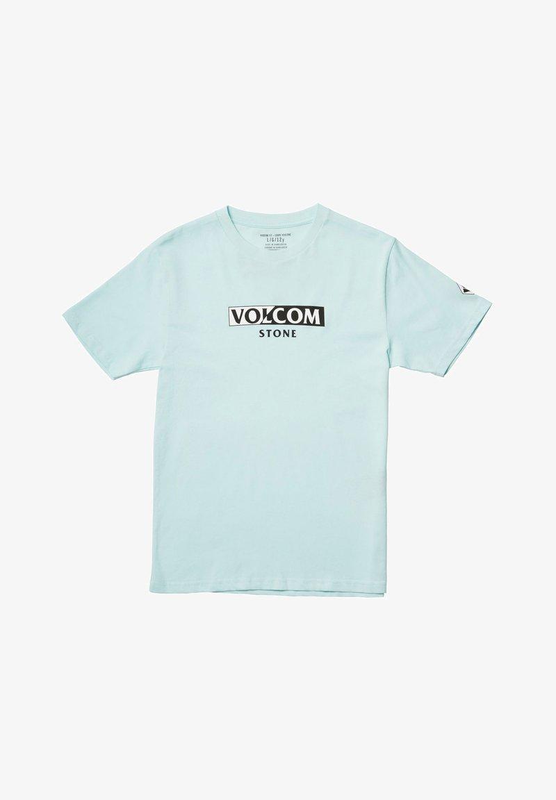 Volcom - Camiseta estampada - resin_blue