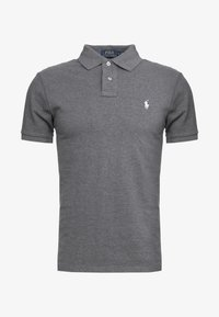 Polo Ralph Lauren - SLIM FIT MODEL - Polo - fortress grey heather - 3